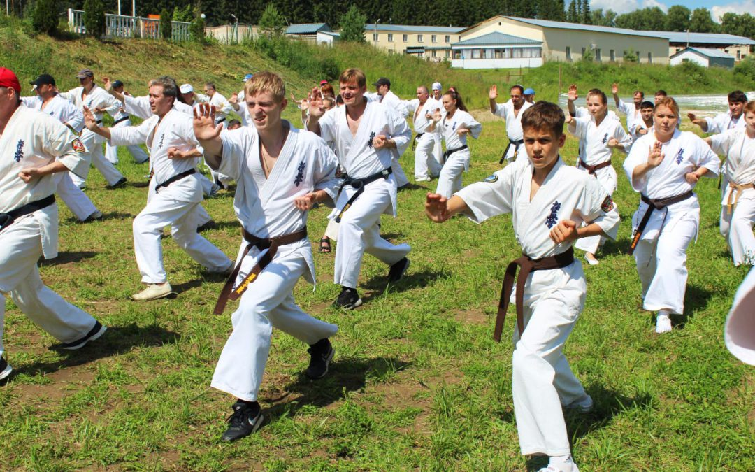 Очень насыщенно прошли вторая и третья тренировки во вторник 11 июля.