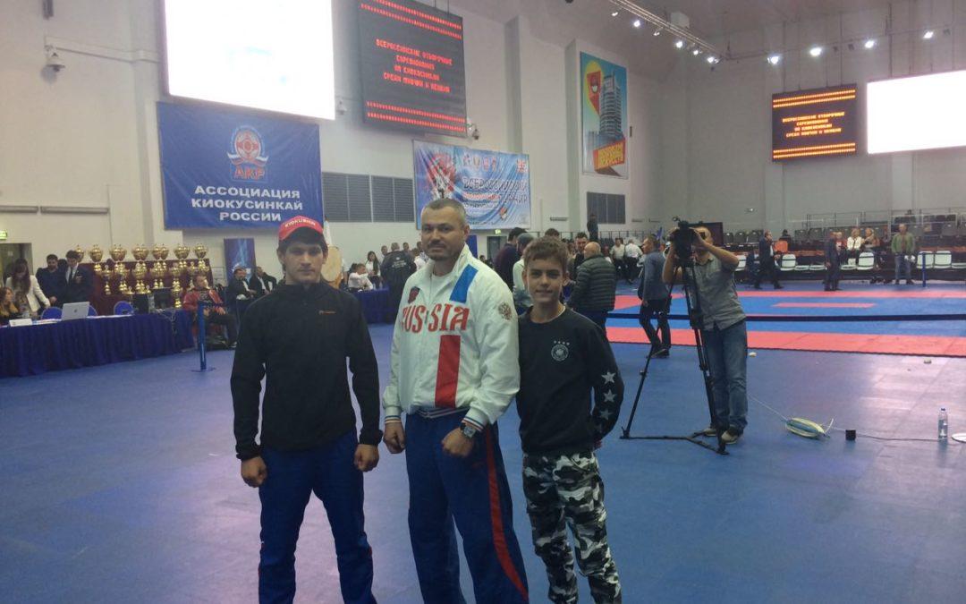 Всероссийский отборочный турнир на Чемпионат мира по KWU, где все Федерации Киокусинкай Карате выставили лучших бойцов.