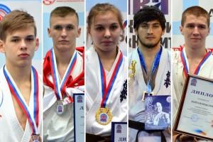 Номинанты Kyokushin Karate Russia Awards 2018