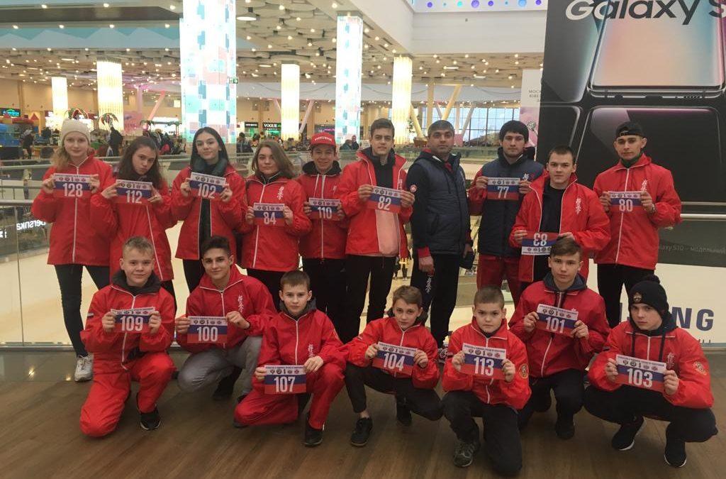 Готовимся к началу Чемпионата и Первенства России!