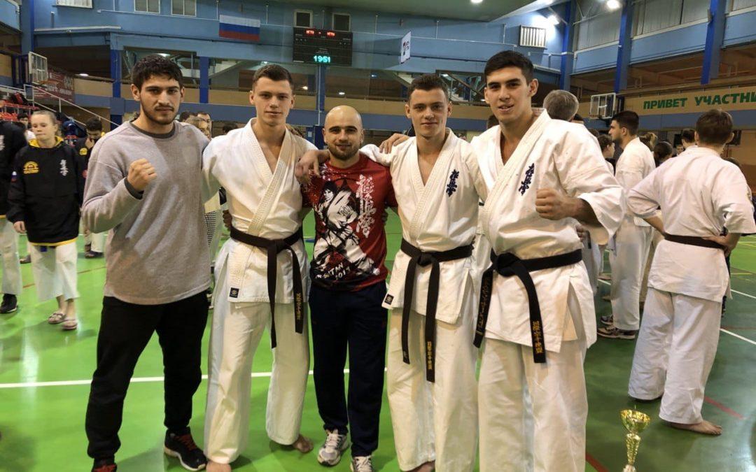 XXIII Кубок России по Киокусинкай карате
