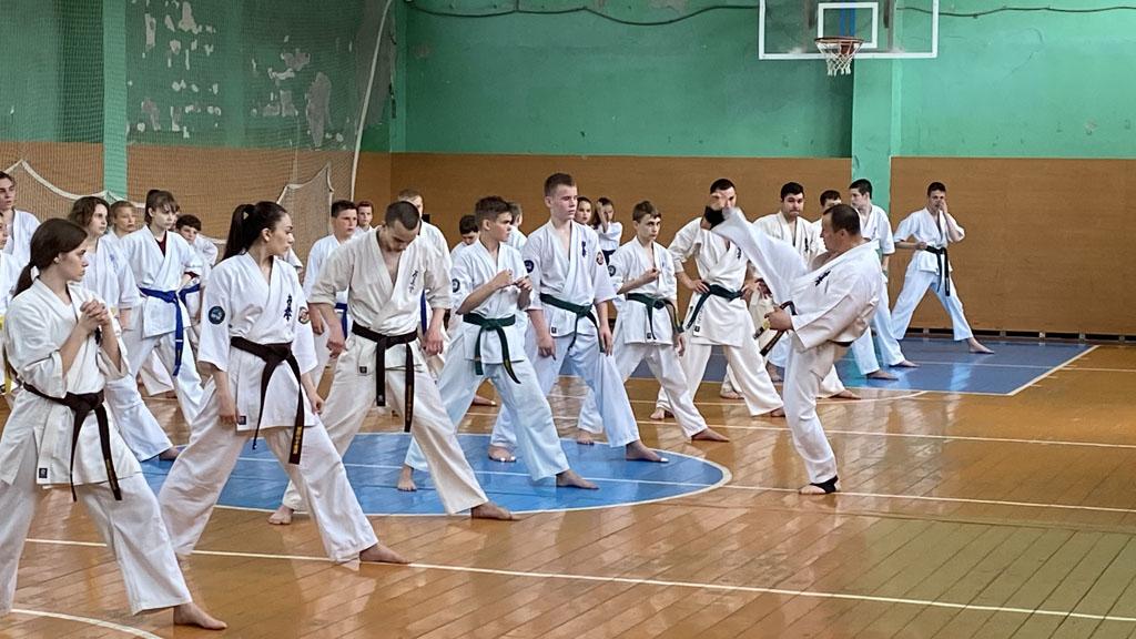 Учебно-тренировочные сборы в г. Павловский Посад